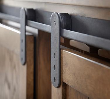 Furniture Photographer Door Glides Detail
