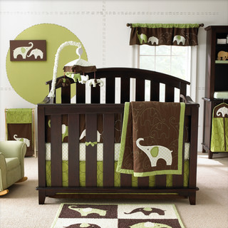 Baby Furniture Crib Hutch