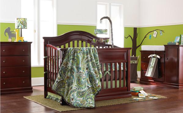 Baby Furniture Crib Ensemble