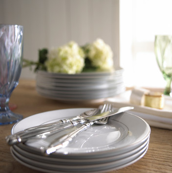 Product Photography Dinnerware Silverware
