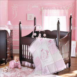 Baby Furniture Crib Dresser