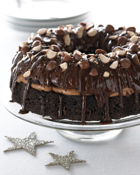 Food Photography Chocolate Cake