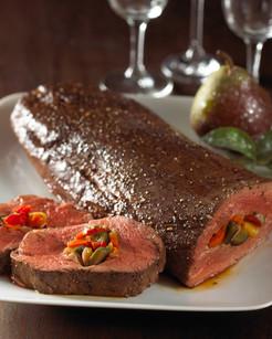 Food Photography Beef Tenderloin