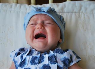 Weinen - 1. Teil: Warum weint mein Baby so sehr?
