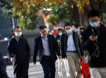 China says will maintain ban on outbound tours due to virus risk