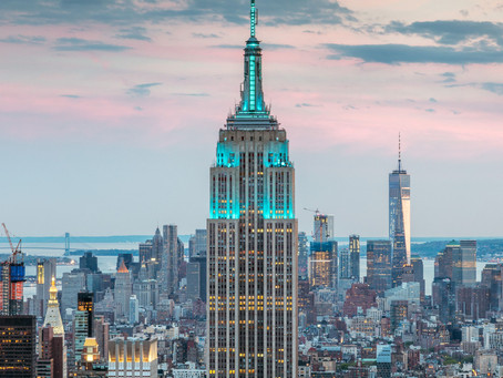 Empire State Building sets pathway to return tourism to NYC