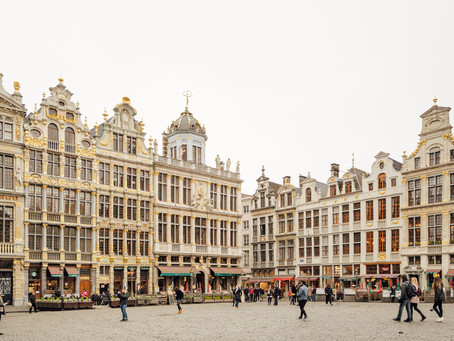 Travel to Brussels, the Heart of Europe