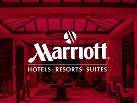 About 25% of Marriott hotels shuttered worldwide due to coronavirus