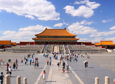 Domestic tourism recovering during China's National Day holiday