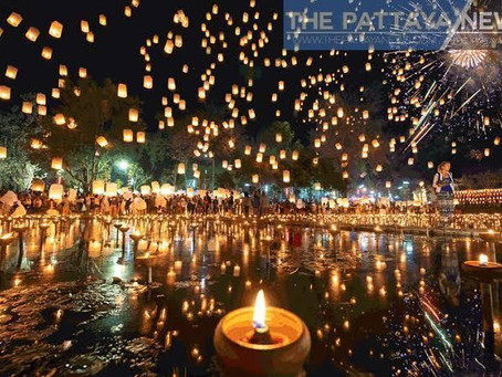 What is Loy Krathong? An explanation of the holiday