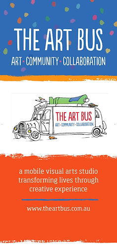 The Art Bus Mobile Workshops in Australia