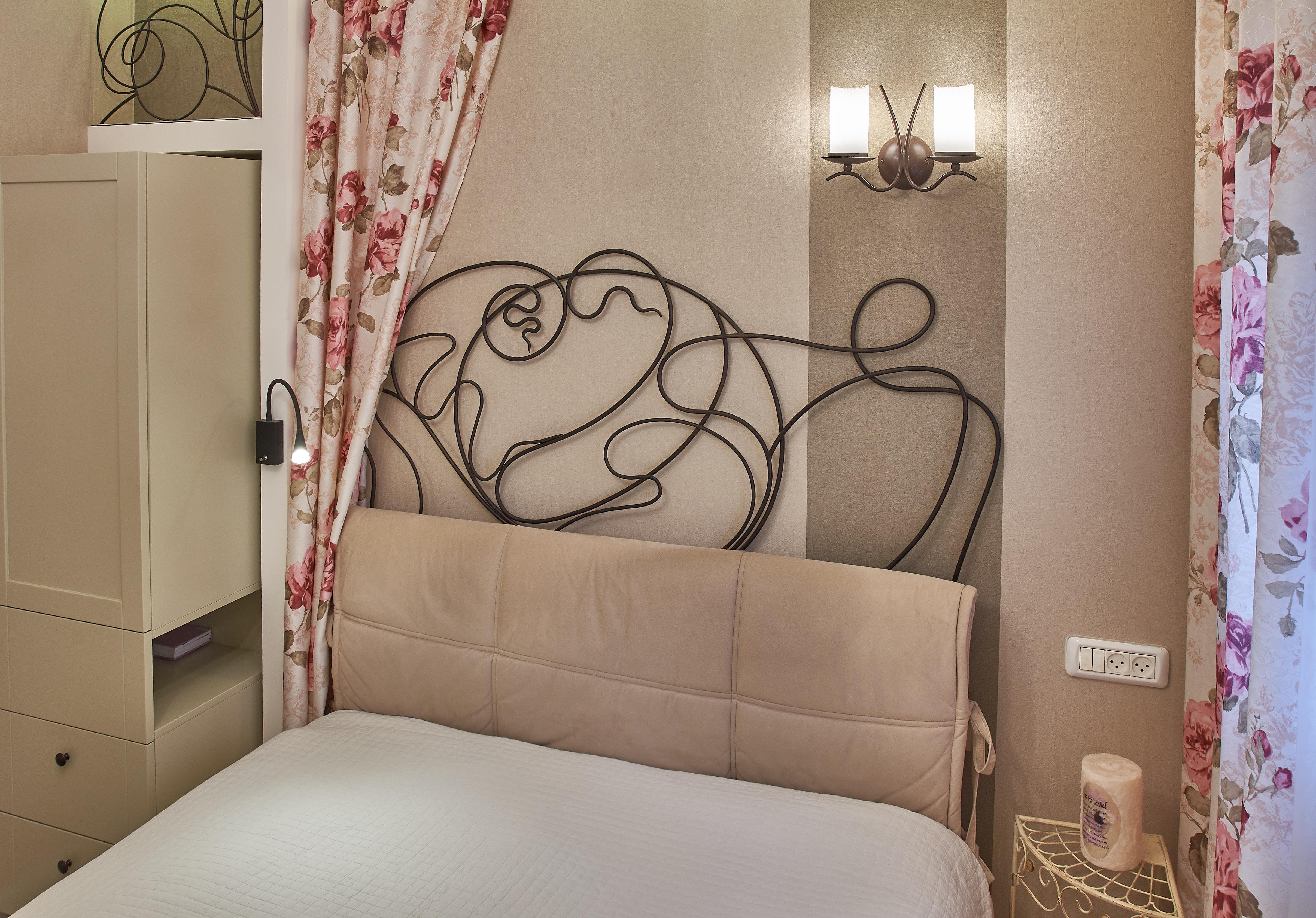Bedroom atmosphere