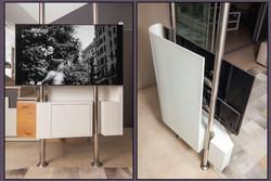 TV furniture design