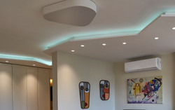 Living room lighting, תאורה בסלון