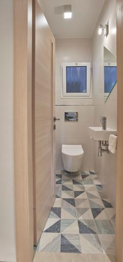 Toilet design, עיצוב שירותי אורחים