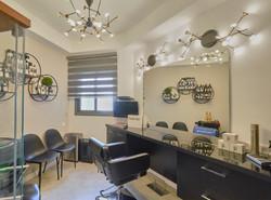 Barbershop Salon Design, עיצוב מספרה