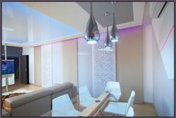 Dining area lighting