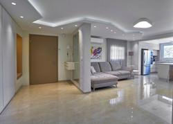 Open space ceiling design, עיצוב תקרה בחלל הפתוח