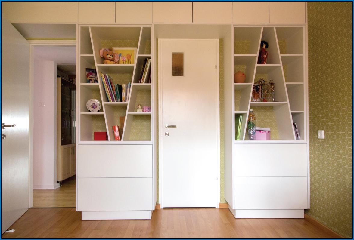 Library cabinet idea