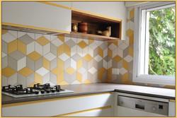 Mutina-Tex ceramics in the kitchen