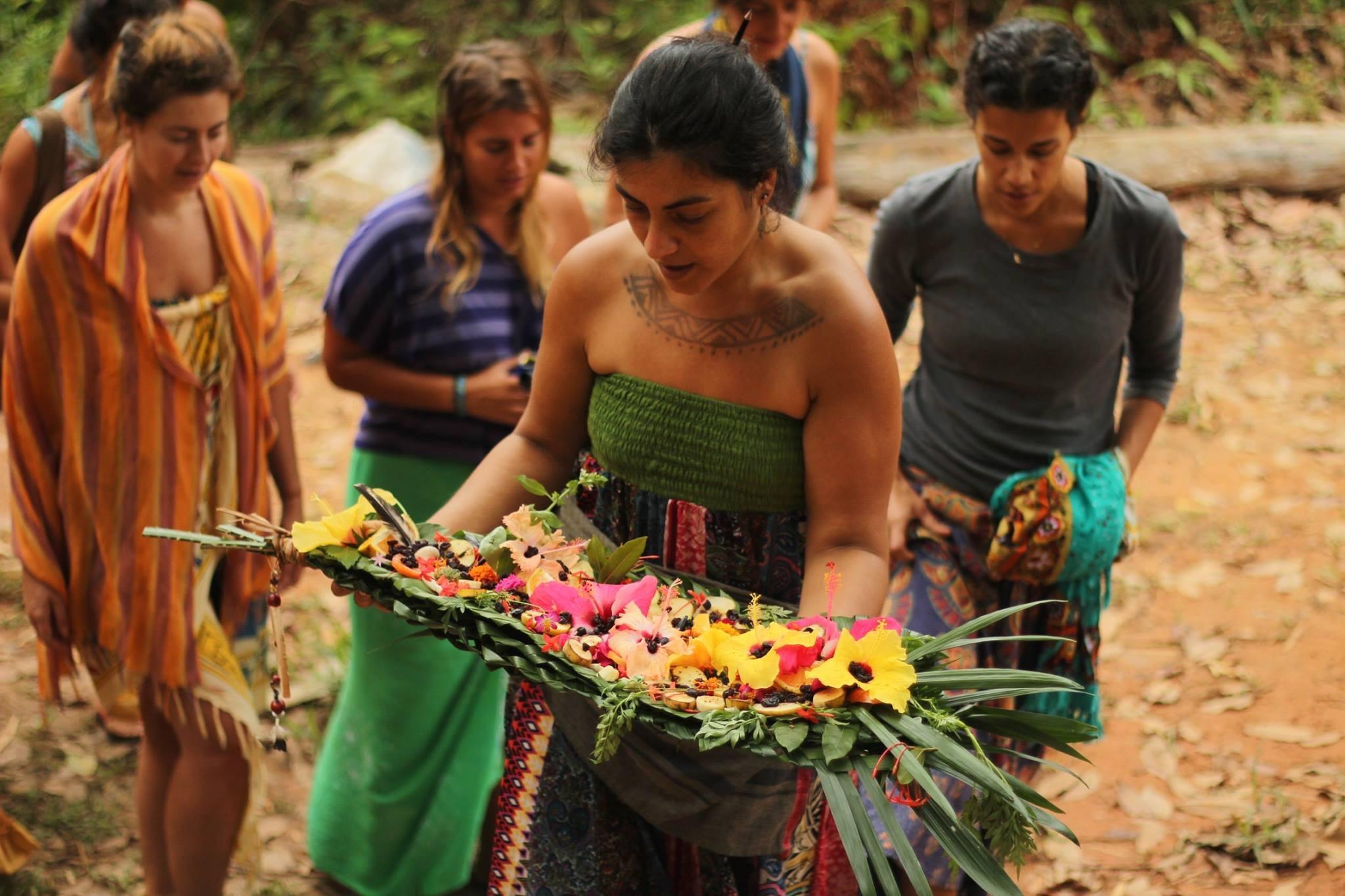 Oferenda Kechua
