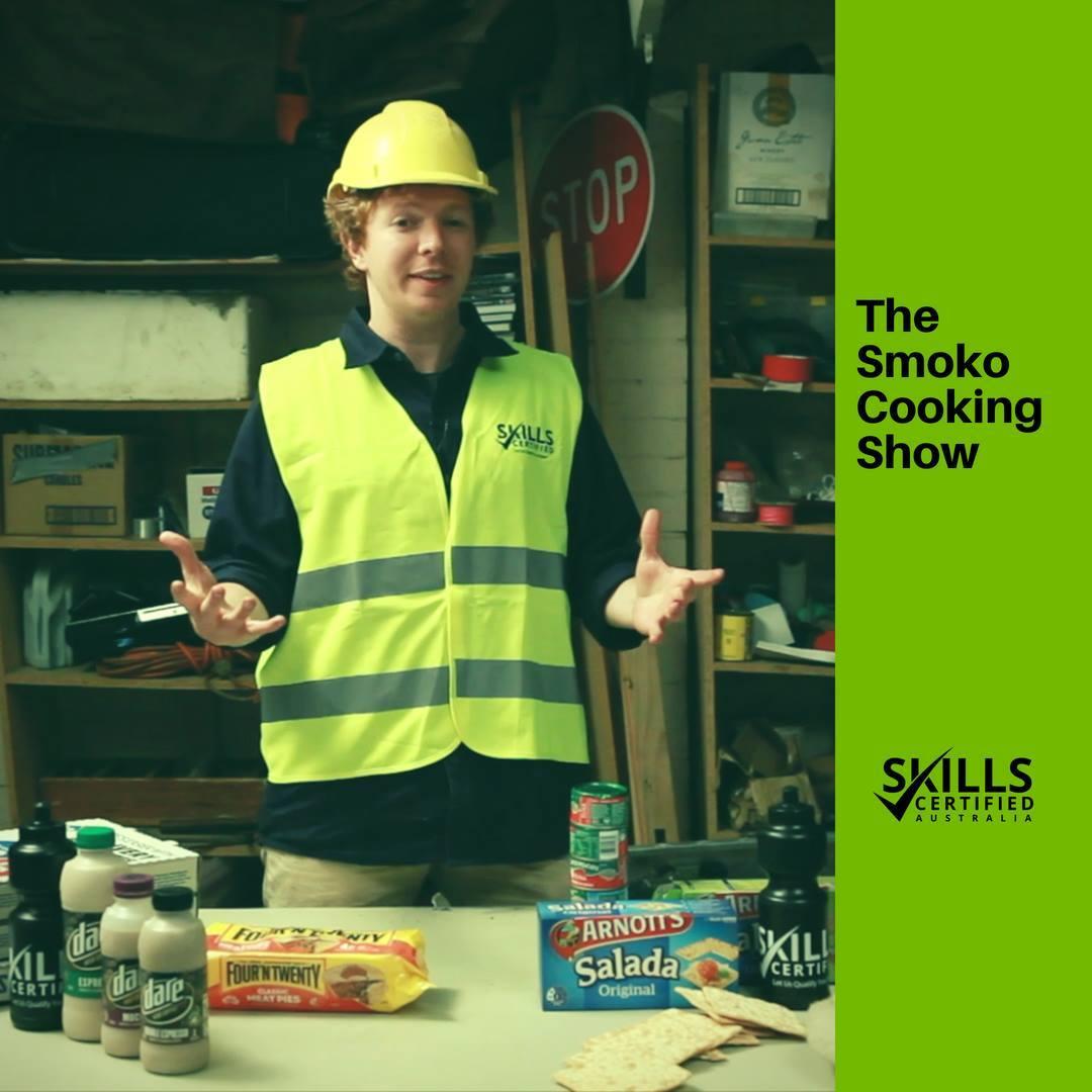 The Smoko Cooking Show