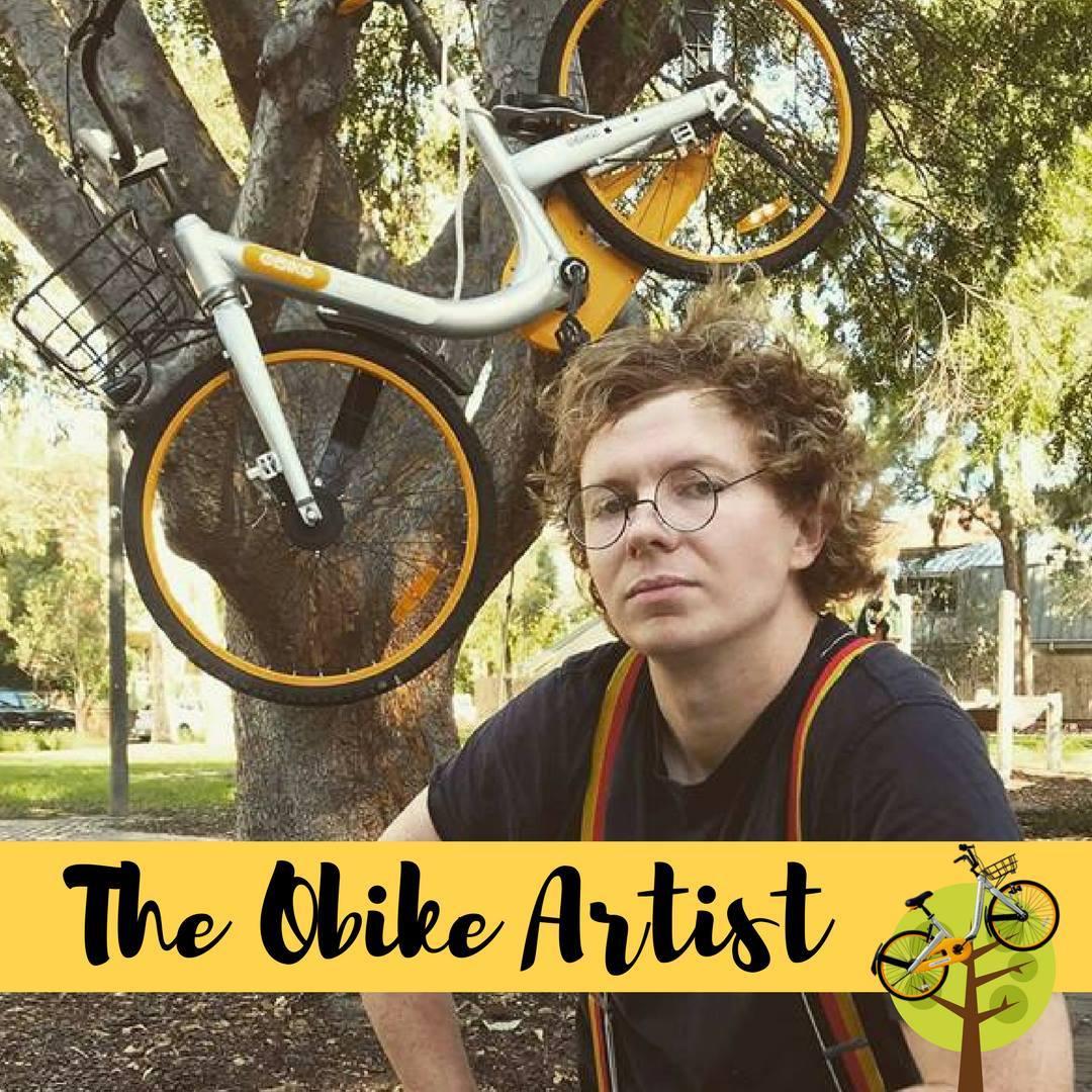 The Obike Artist