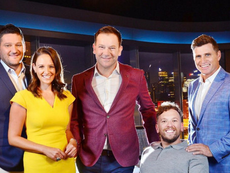 From Applause Break To Axing - My Time On THE FOOTY SHOW
