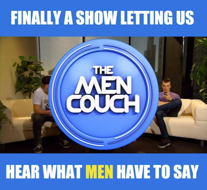 THE MEN COUCH - EP1