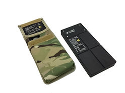 CES Battery Dismounted soldier - Lithium-ion military and defence batteries and chargers, MIL Standards