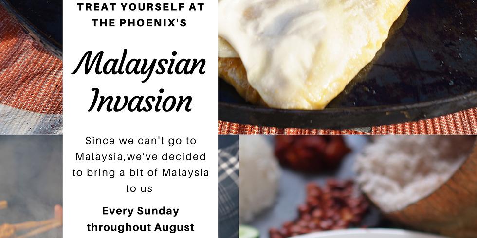 Sunday Kitchen Malaysian Invasion