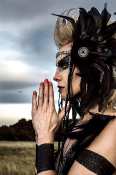 Adult Burning Man inspired Festival Glitter