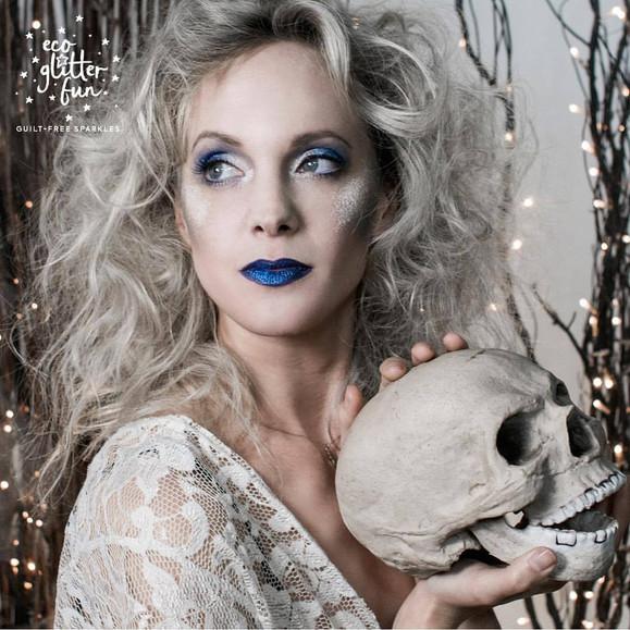 White Witch Glitter