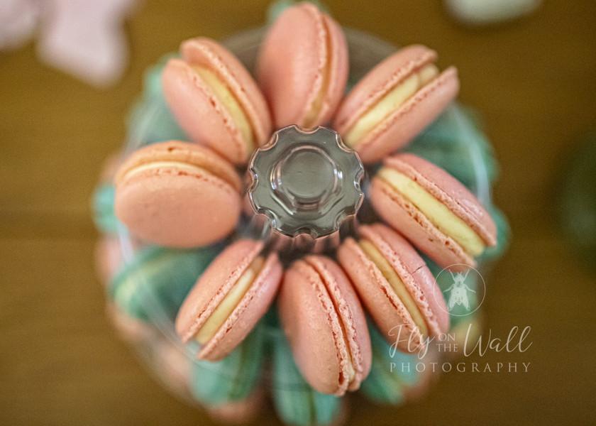 Marie Antoinette inspired Wedding, Macaroons