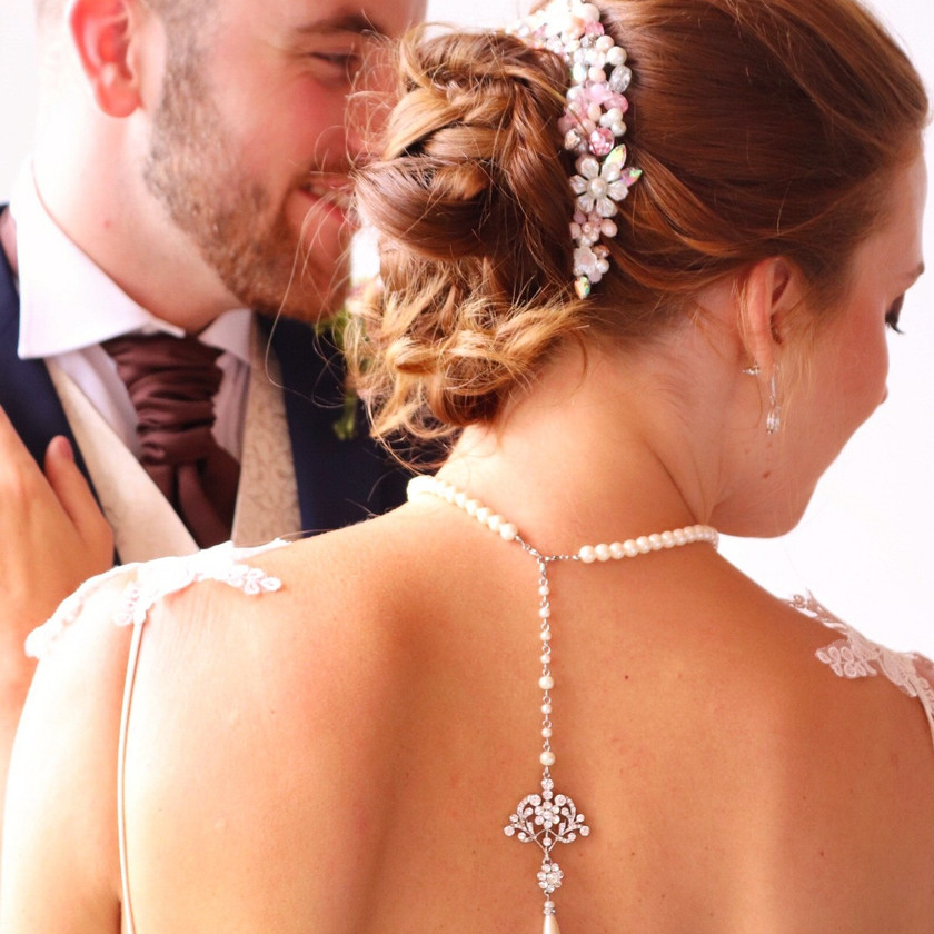 The Bride and Groom. Hair and Makeup by Mazz Loxton, Hair and Makeup Artistry