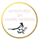Featured on Magpie Wedding