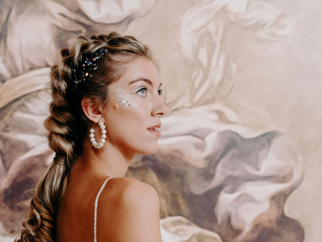 All That Glitters Inspired Bridal Shoot