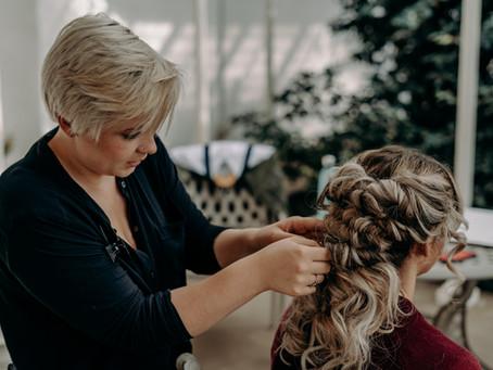 Tropical Bridal Shoot at Wollaton Hall