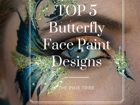 My Top 5 Butterfly Designs of 2019