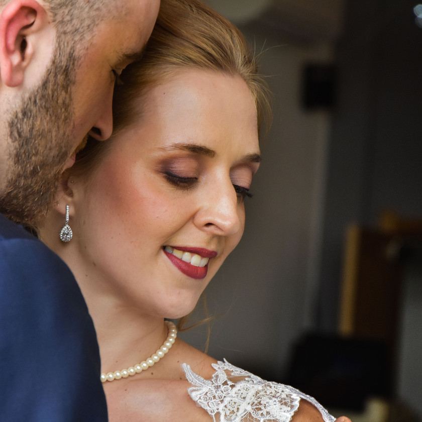 The Bride and Groom Hair and Makeup by Mazz Loxton, Hair and Makeup Artistry