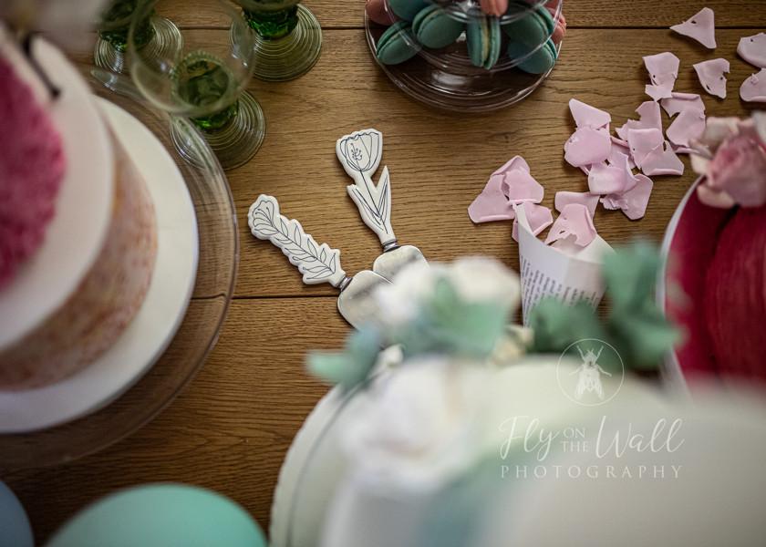 Marie Antoinette inspired Wedding, Sheffield Manor Lodge