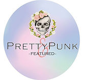 Featured on Pretty and Punk Weddings