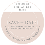 Featured on Save the Date Magazine