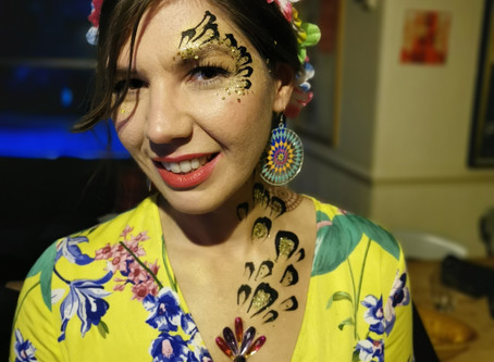 Isn't Face Painting Just for Children?