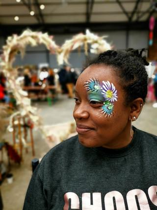 Festival Face Paint