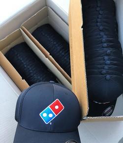 Dominos Snap Backs