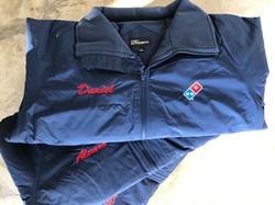 Dominos Jackets