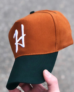 Strap-Back Embroidered