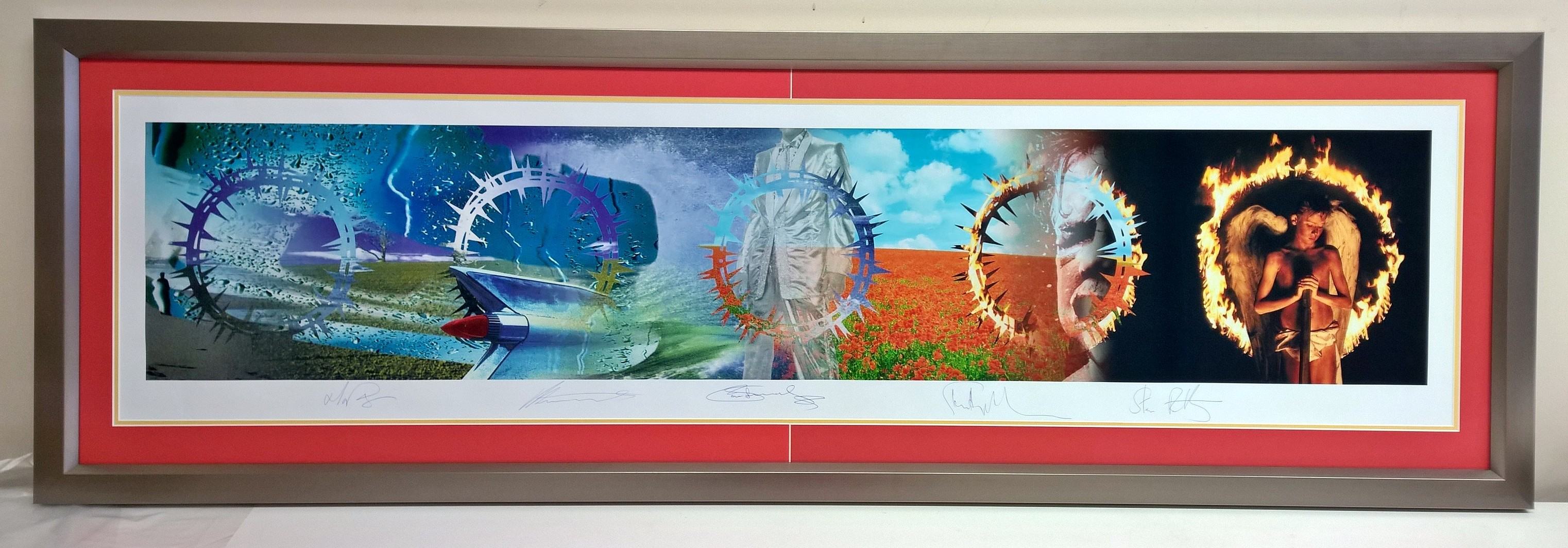 Huge 2000 x 450 Artwork