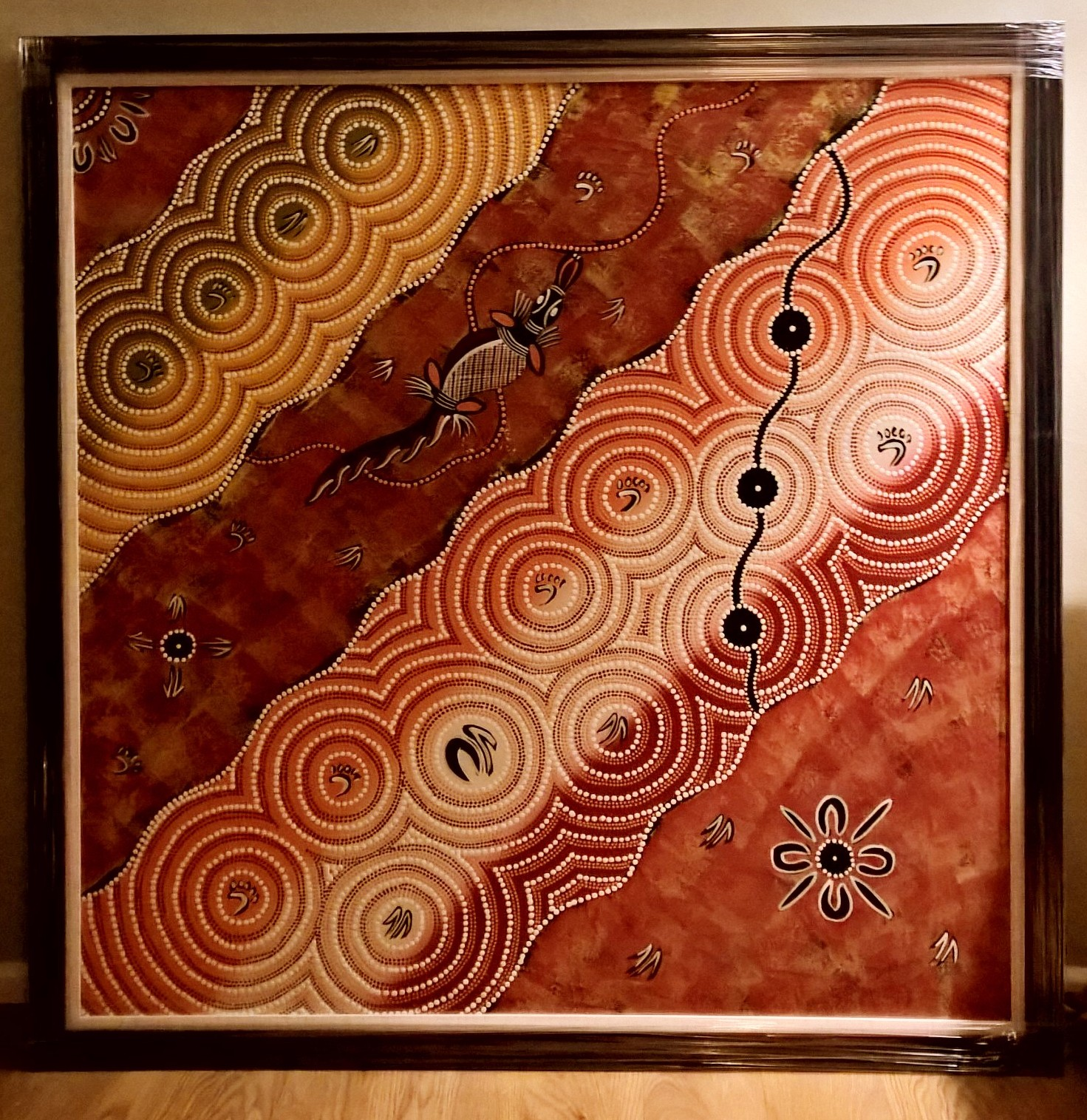 1700x1700 Aboriginal Dot Art05_22_11_44_Pro